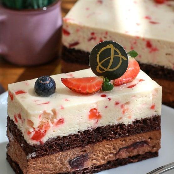 Melaka Layer Cake