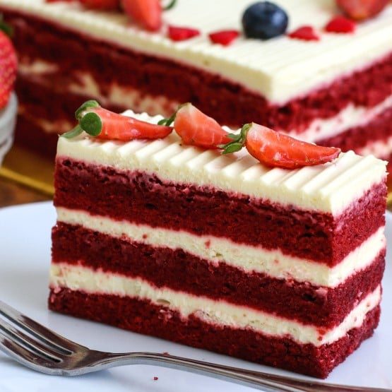 Is Red Velvet Cake Just Chocolate