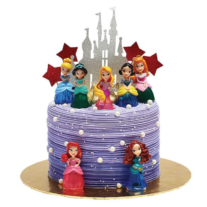 Super Princess Cake Junandus Funny Birthday Cards Online Elaedamsfinfo