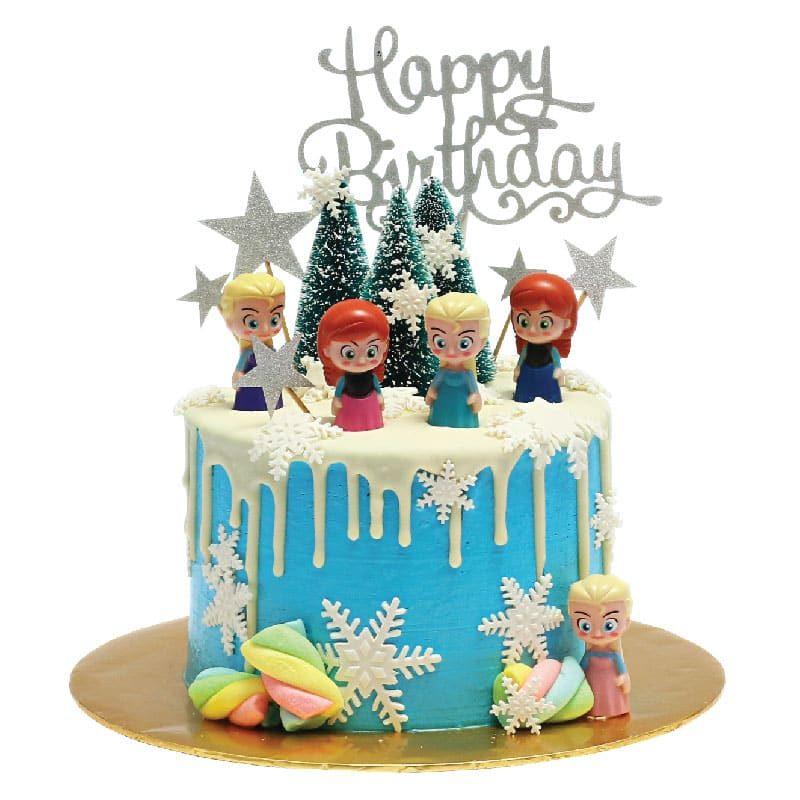 Admirable Frozen Cake Junandus Funny Birthday Cards Online Inifodamsfinfo